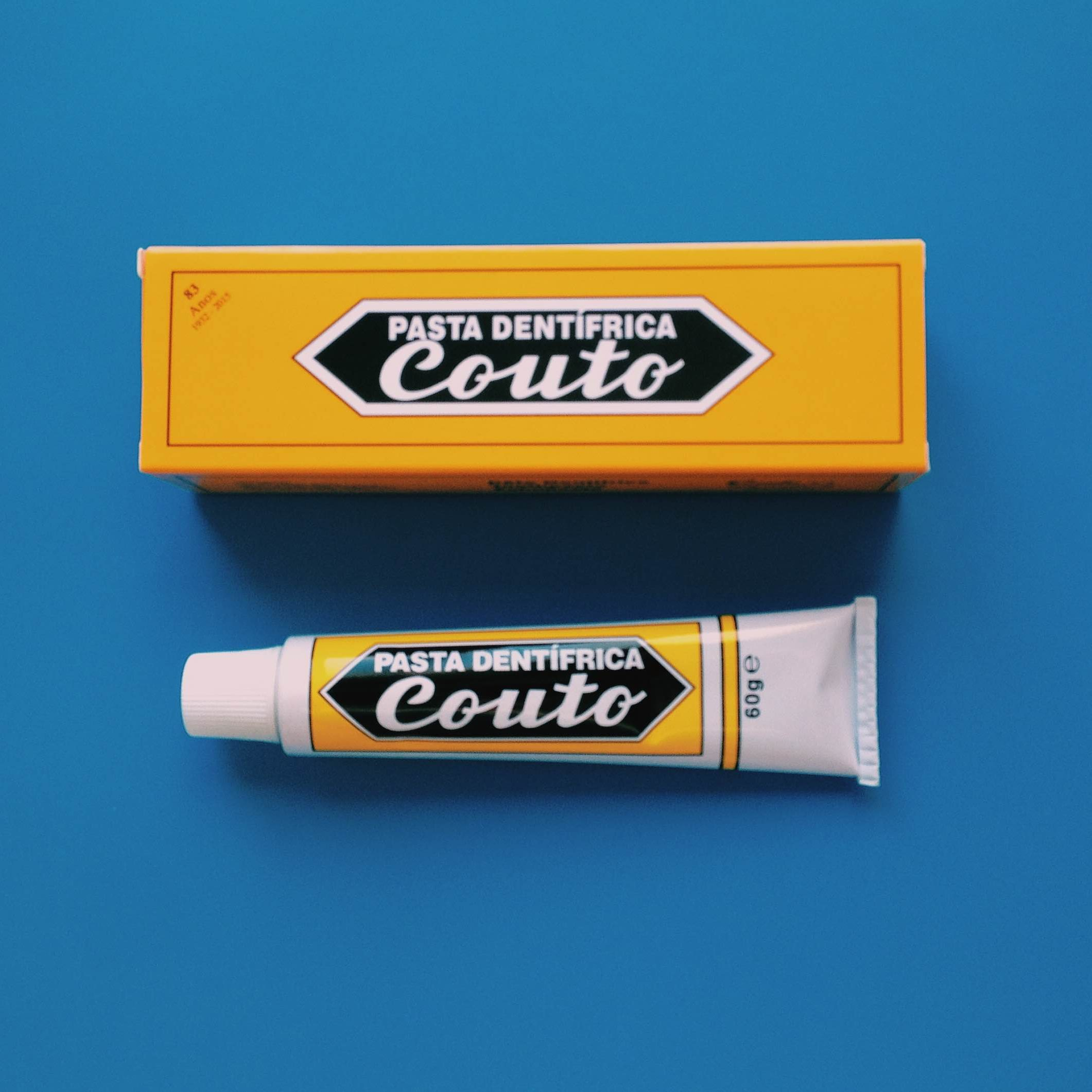 Couto Toothpaste